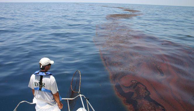 זיהום הים